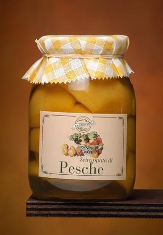 Sciroppata di Pesche - vaso 1062 [0]