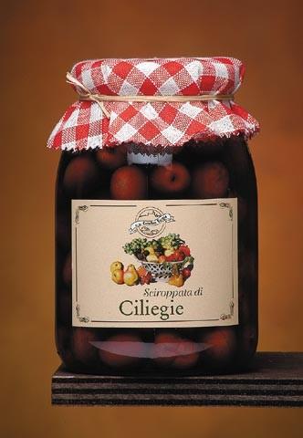 sciroppata di ciliegie - vaso 1062 [0]