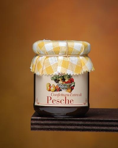 Confettura Extra di Pesche<br>vaso 212 [0]