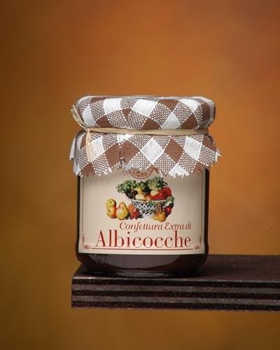 Confettura Extra di Albicocche - vaso 212 [0]