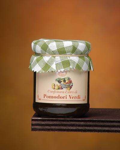 Confettura Extra di Pomodori Verdi - vaso 212 [0]