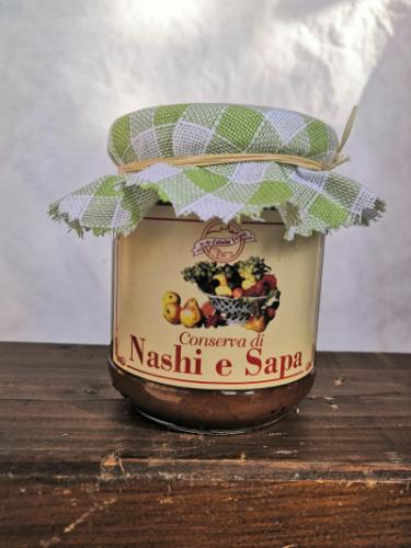 Conserva di Naschi e Sapa - vaso 212 [0]
