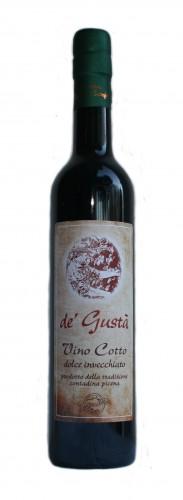 vino cotto bottiglia 500 ml [0]