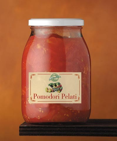 pomodori pelati - vaso 1062 [0]