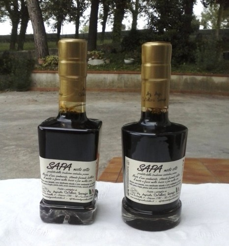 mosto d'uva cotto (la sapa) ml 250 [0]